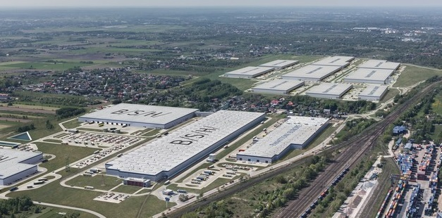 Central European Logistics HUB z Langowski Logistics
