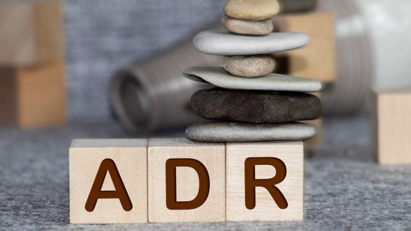 Dobre wiadomości dla ADR