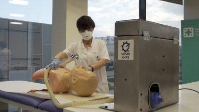 Respiratory SEAT-a trafią do hiszpańskich szpitali
