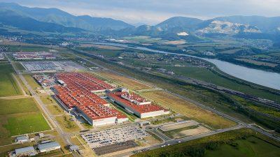 KIA ponownie zatrzymała produkcję na Słowacji