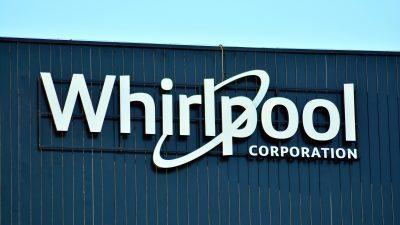 Whirlpool rozpoczął zatrzymywanie polskich fabryk