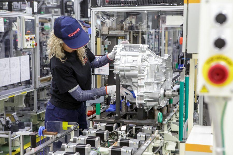 Polskie zakłady Toyoty ruszą 4 maja