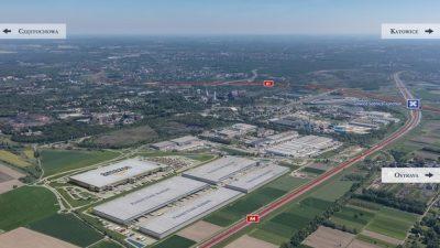 Sieć handlowa wynajmuje 35 000 mkw. w Gliwicach