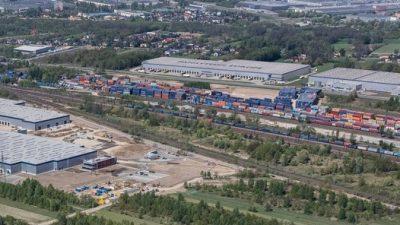 DSV Road w City Logistics Łódź II