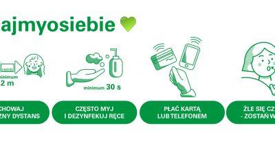 #dbajmyosiebie, czyli wspólna odpowiedzialność w czasie zakupów