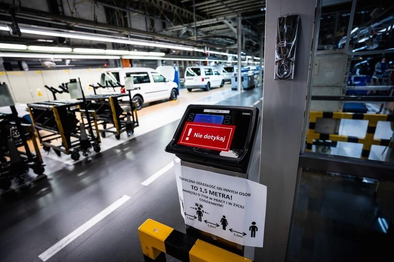 Volkswagen Poznań na jedną zmianę
