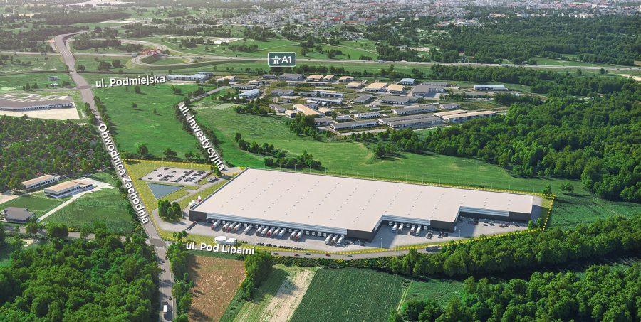 Hillwood buduje kolejny park na Górnym Śląsku