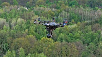 Unijne miliony na cyfrową rewolucję w obsłudze dronów