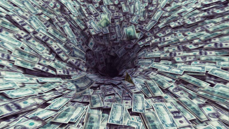 Ekonomia czarnej dziury