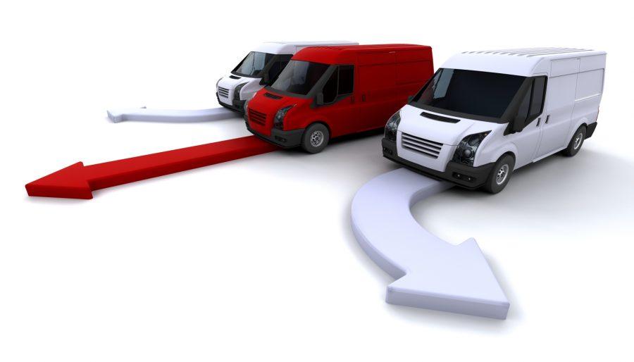 Optymalizator tras, dzięki któremu zapewnisz swoim klientom terminowe dostawy.