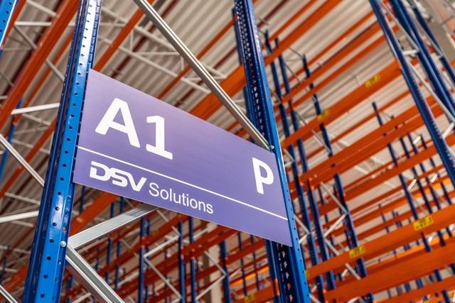 Centrum logistyczne DSV Solutions w Skarbimierzu otwarte