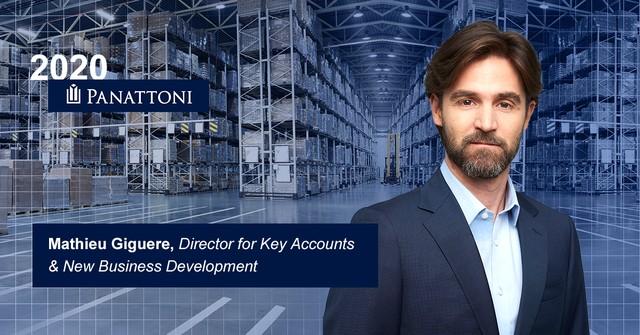 Panattoni wzmacnia zespół – Mathieu Giguere ekspertem ds. e-commerce