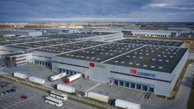 FM Logistic z certyfikatem dobrej praktyki dystrybucji