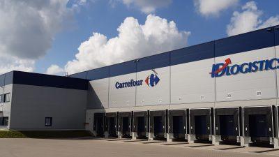 ID Logistics rozszerza zakres obsługi w centrum dystrybucji sieci Carrefour