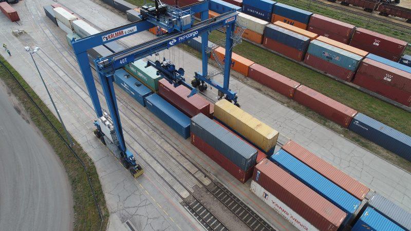 Podpisano umowy na rozbudowę terminalu w Małaszewiczach
