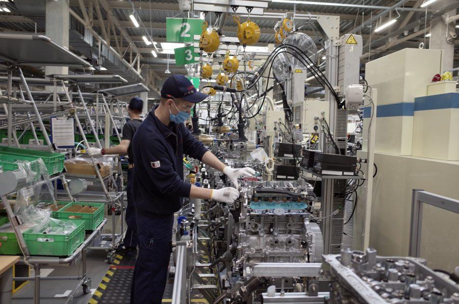 Polski przemysł trzymał poziom w październiku