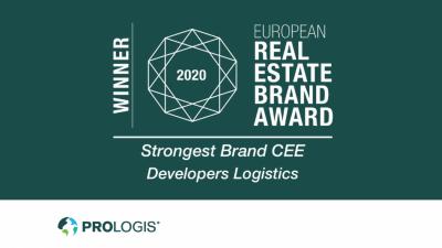 Prologis po raz kolejny najsilniejszą marką w Europie