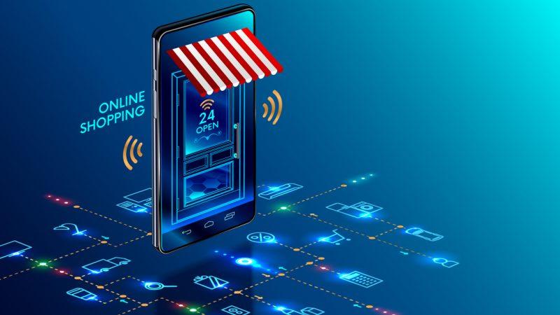 Pomóc rozwiniąć skrzydła w e-commerce