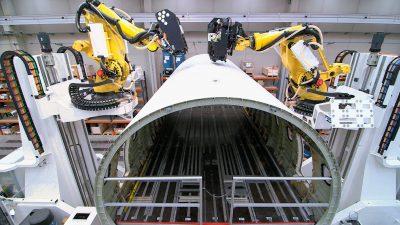 Robotyzacja złożonych procesów produkcyjnych