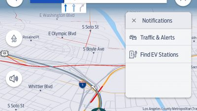 TomTom dostarcza usługę Traffic dla Forda