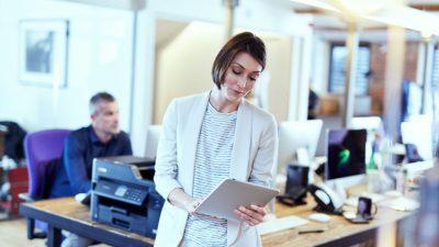 Postęp technologiczny a organizacje pracy w przyszłości?