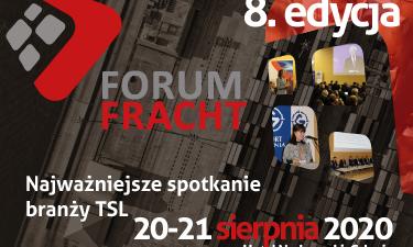 VIII Forum Transportu Intermodalnego FRACHT 2020
