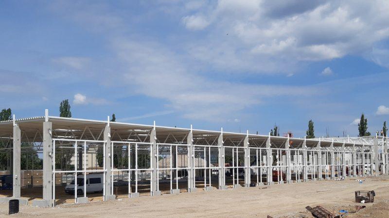 Hillwood buduje cross-dock dla DPD w Szczecinie