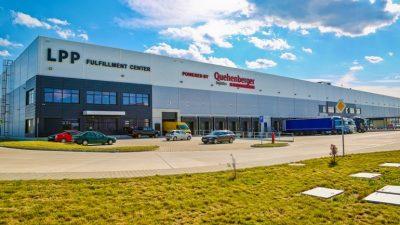 LPP uruchomiło magazyn e-commerce na Słowacji