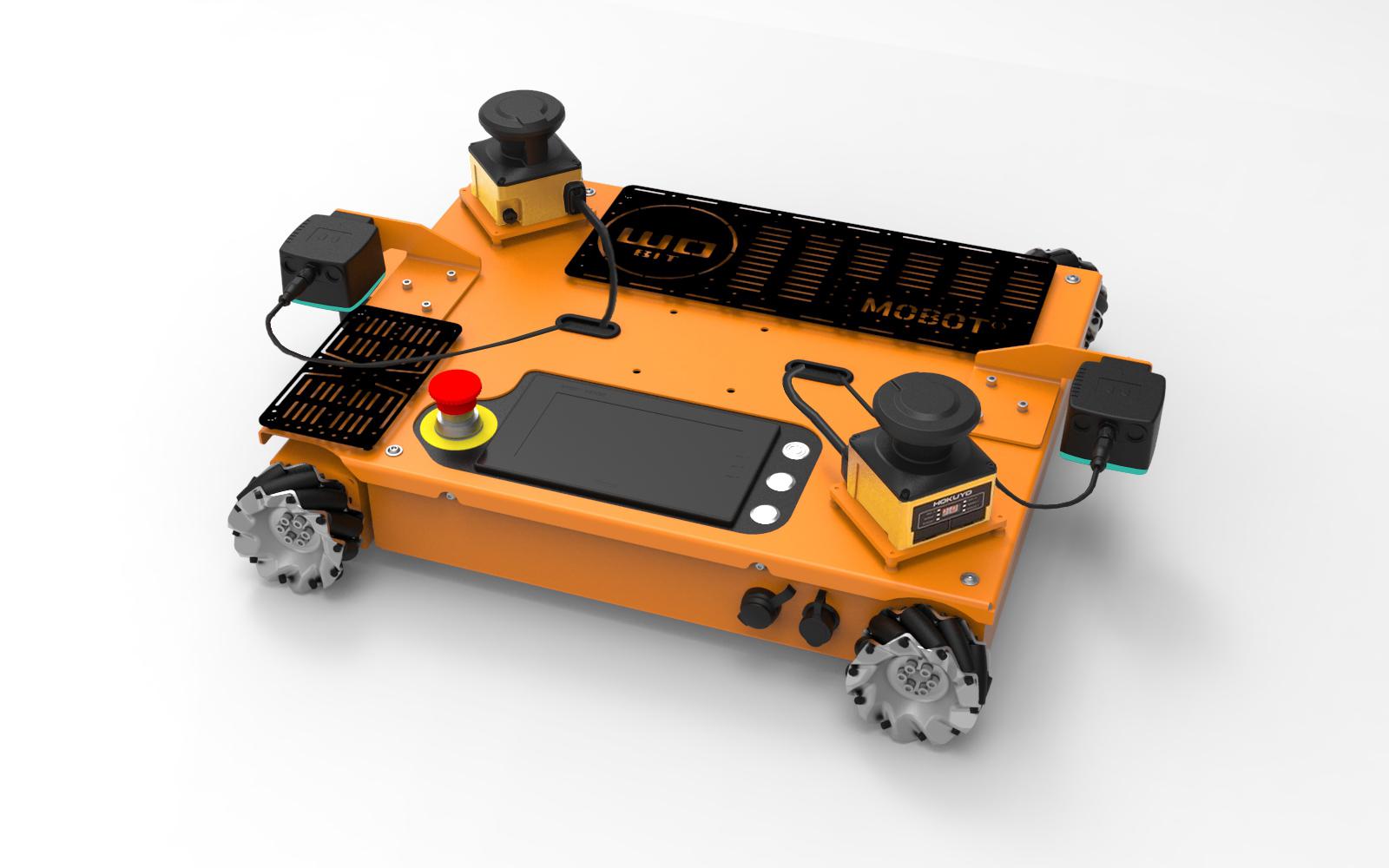 MOBOT® eduRunner MW – nowe rozwiązanie do nauki robotyki mobilnej