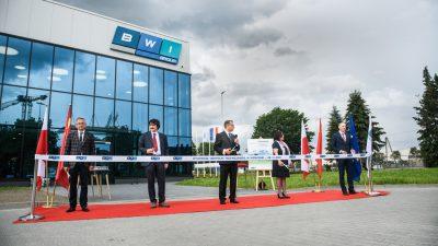 Centrum Techniczne BWI Group gotowe do pracy