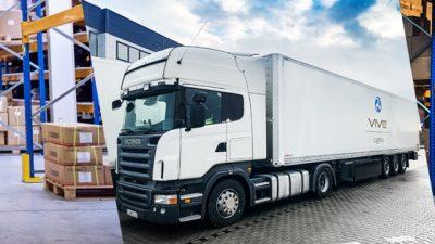 VIVE Logistics nawiązuje współpracę z Jeronimo Martins Polska