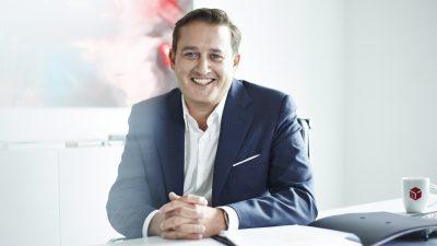 Boris Winkelmann nowym prezesem zarządu GeoPost/DPDgroup