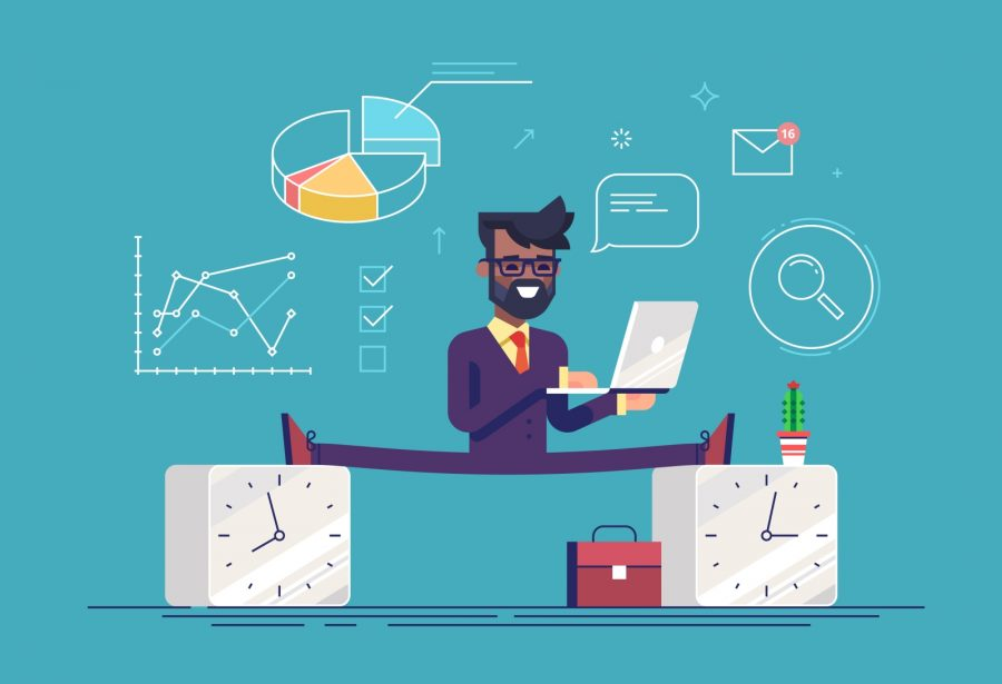 Elastyczność specjalistów i menedżerów w dobie zmiany