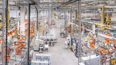 Rozbudowa zakładu VW w Poznaniu na finiszu (VIDEO)