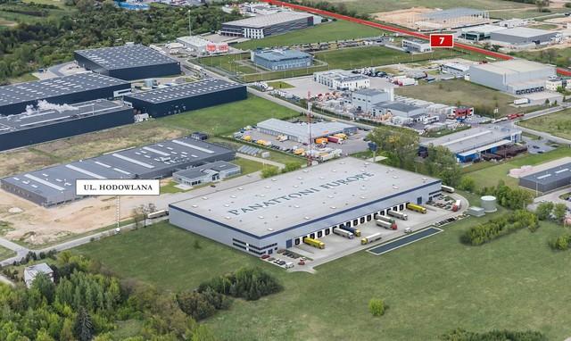 Panattoni buduje dla AZZ Specialty Welding Europe