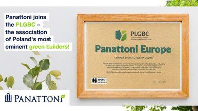 Panattoni dołączył do PLGBC – prestiżowego grona liderów zielonego budownictwa