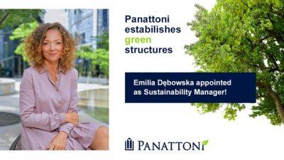Panattoni tworzy zielone struktury. Emilia Dębowska – Sustainability Manager