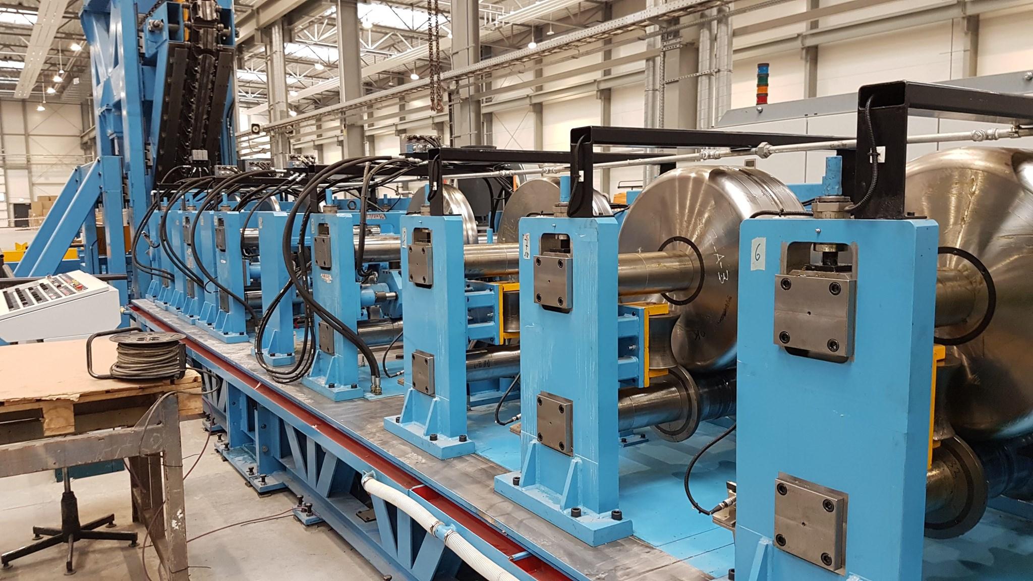 Firma DSR wdrożyła rozwiązanie APS 4Factory w Valmont Polska
