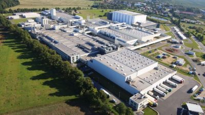 Rozbudowa fabryki Ferrero Polska w Belsku Dużym