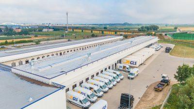 Inwestycja GLS w Poznaniu