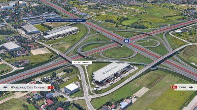 Rusza budowa City Logistics Warsaw Airport II
