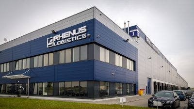 Rhenus Logistics w Panattoni Park Poznań IX