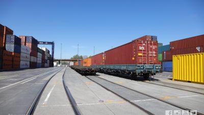 Port Gdynia: powstanie suchy port w Emilianowie