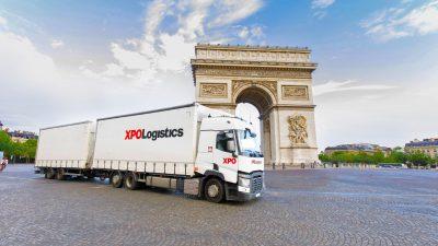 XPO Logistics obchodzi 40-lecie jako oficjalny partner transportowy Tour de France