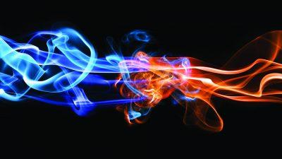 Pogodzić ogień z wodą