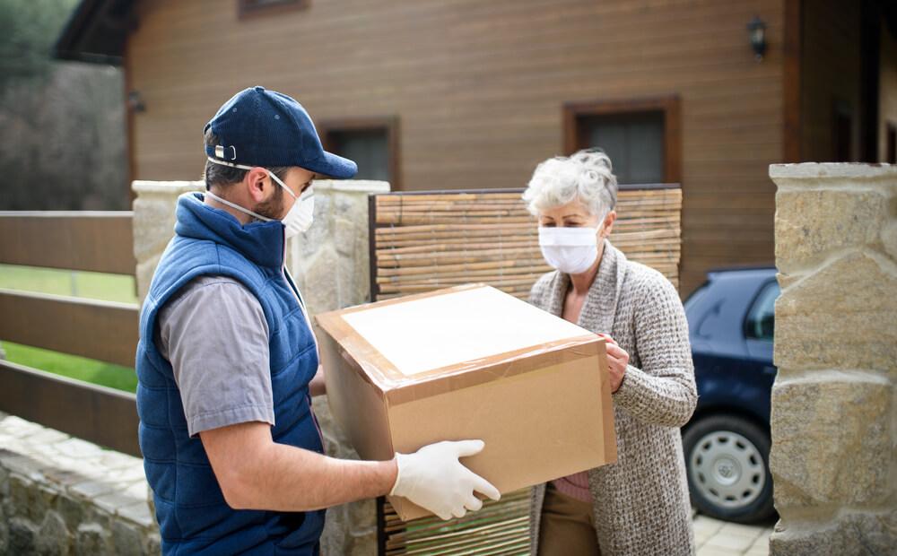 Tanie przesyłki kurierskie w dobie pandemii