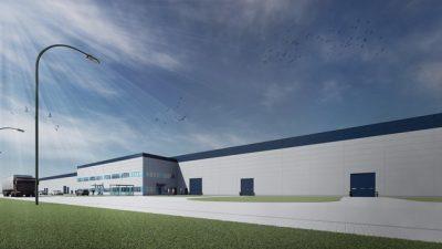Nowa fabryka w Kaliszu