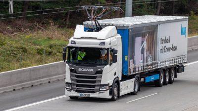 W Niemczech otwarto pierwszą elektryczną autostradę