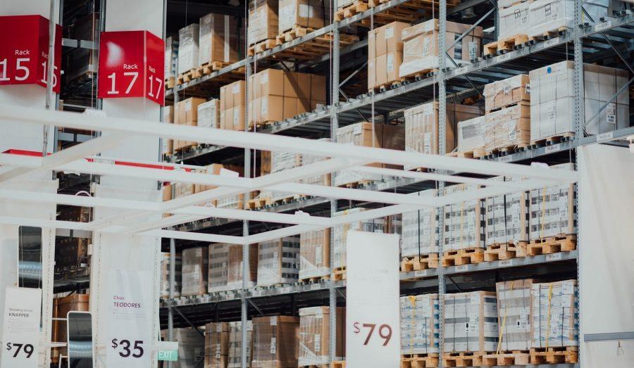 RFID w centrach logistycznych