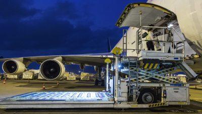 Dachser rozszerza program czarterowy między Europą a Azją
